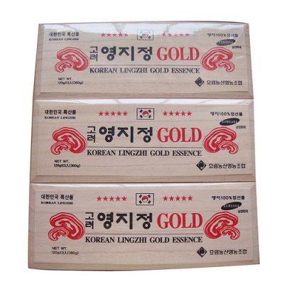 Cao linh chi gỗ Hàn quốc