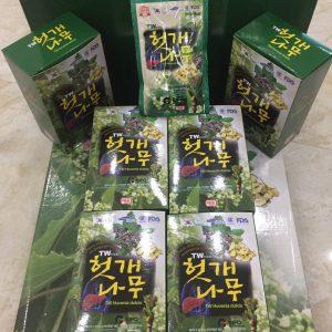 Nước bổ gan, giải độc gan Hovenia Dulcis Hàn Quốc
