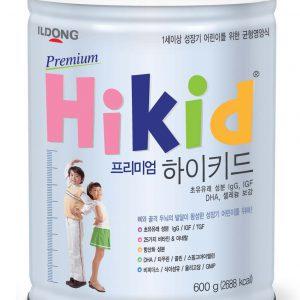 Các loại sữa Hikid